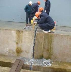 施工缝堵漏注浆处理渗漏水