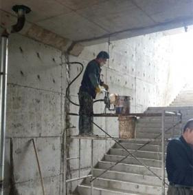 施工缝堵漏处理渗漏水