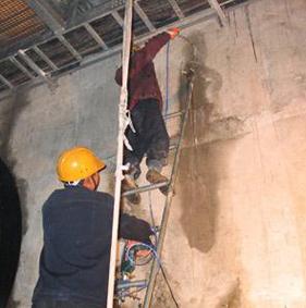 电梯井堵漏工程