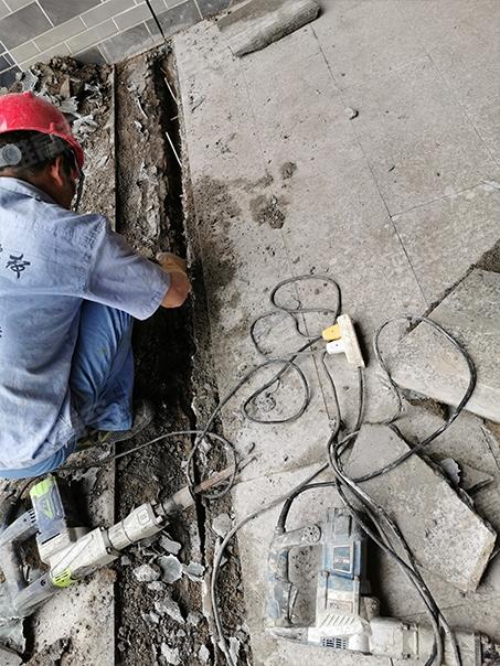 地下室堵漏施工方案