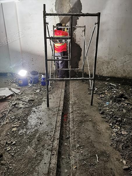 地下室堵漏处理