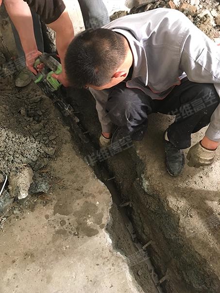 湖北地下通道堵漏施工