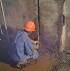 断裂缝堵漏维修