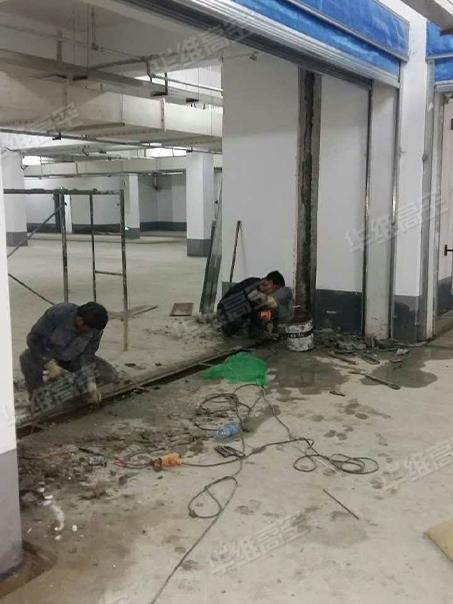 地下车库堵漏施工方案