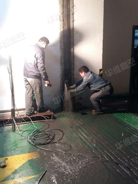 地下车库漏水堵漏方案